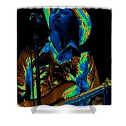 Tommy Caldwell Art 1 Shower Curtain