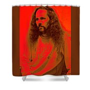 Tomorrow Is A Hustle 2013 Shower Curtain by James Warren