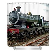 Ton Up Truro Shower Curtain
