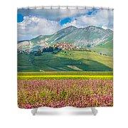 Tones Of Nature Shower Curtain