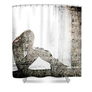 Tons Of The Loneliness  Shower Curtain