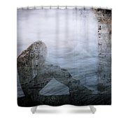 Tons Of The Loneliness V2 Shower Curtain