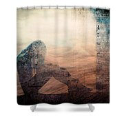 Tons Of The Loneliness V3 Shower Curtain
