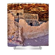 Tonto National Monument #1 Shower Curtain