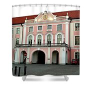 Toompea Castle  Shower Curtain