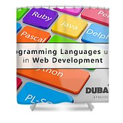 Top 5 Web Development Languages Every Web Developer Needs To Know  Shower Curtain