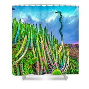 Top Discussion Shower Curtain