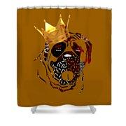 Top Dog Shower Curtain