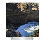 Top Of The Cove Shower Curtain
