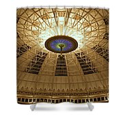 Top Of The Dome Shower Curtain