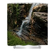 Top Of The Gorge Shower Curtain