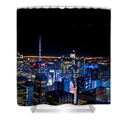 Top Of The Rock 1 Shower Curtain
