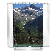 Top To Bottom Shower Curtain