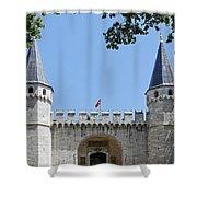 Topkapi Palace Museum 1524 Shower Curtain