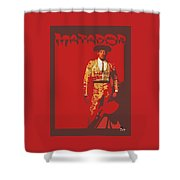 Torero Shower Curtain