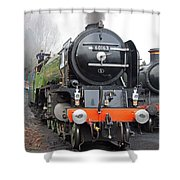 Tornado  Living Steam Shower Curtain