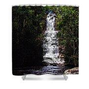 Toron Falls Shower Curtain