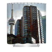 Toronto 1 Shower Curtain