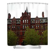 Toronto 19 Shower Curtain