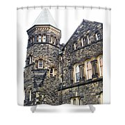 Toronto 27 Shower Curtain