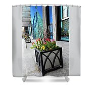 Toronto 8 Shower Curtain