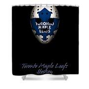 Toronto Maple Leafs Established Shower Curtain