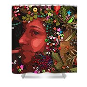 Torrens Elena Shower Curtain
