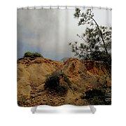Torrey Pines-2 Shower Curtain