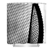 Tortured Temptation  Shower Curtain