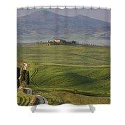 Toscana Shower Curtain