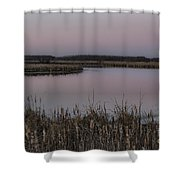 Total Peace And Calm Shower Curtain
