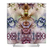 Totemic Isotropy Shower Curtain