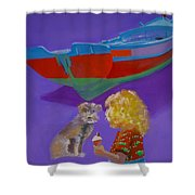 Toto Shower Curtain