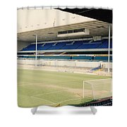 Tottenham - White Hart Lane - East Stand 4 - April 1991 Shower Curtain