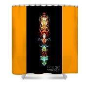 Totum #01 Shower Curtain