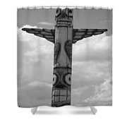 Totum Shower Curtain