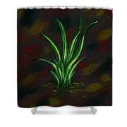 Touch Of Nature Shower Curtain