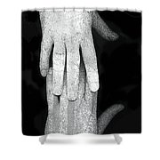 Touch Shower Curtain