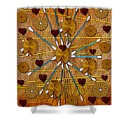 Touch Of Everyday Things Shower Curtain