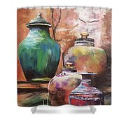 Touch Of Tuscan Shower Curtain