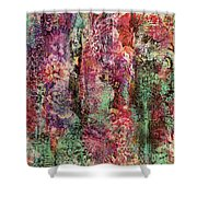 Touch Of Velvet Shower Curtain