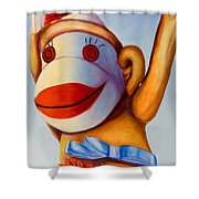 Touchdown Shower Curtain