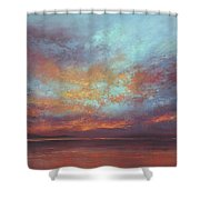 Touches Of Light Shower Curtain