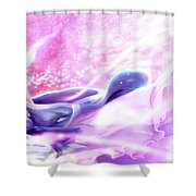 Touhou Shower Curtain