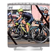 Tour Of The Gila 2 Shower Curtain