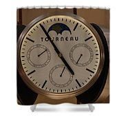 Tourneau Shower Curtain