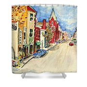Towanda Pa Shower Curtain