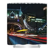 Tower Bridge 2 Shower Curtain