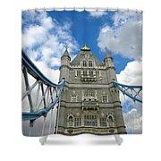 Tower Bridge 2 Shower Curtain