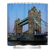 Tower Bridge 5 Shower Curtain